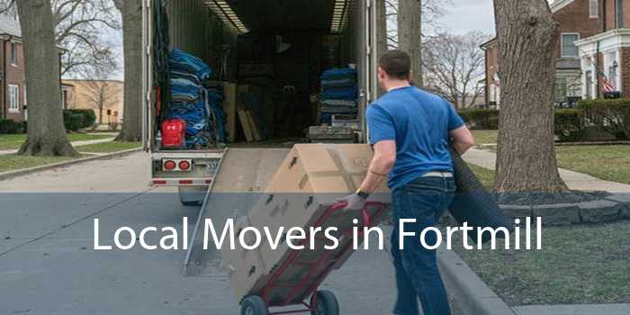 Local Movers in Fortmill