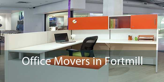 Office Movers in Fortmill