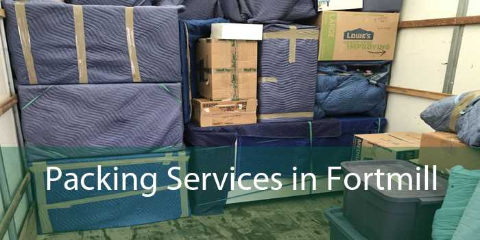 Packing Services in Fortmill