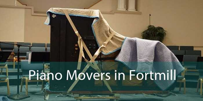 Piano Movers in Fortmill