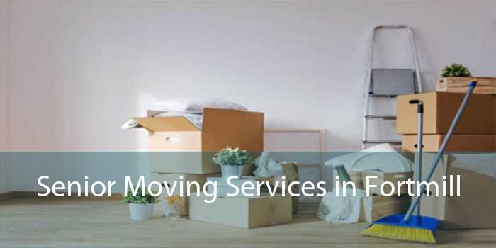 Senior Moving Services in Fortmill